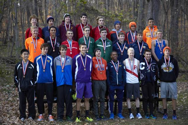 Class 3A boys all-state